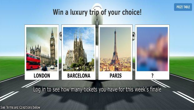 Win Your Dream Vacation with Bet365 Bingo's 'Pick Your Trip'