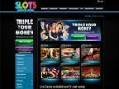 Slots Heaven Live Casino Screenshot