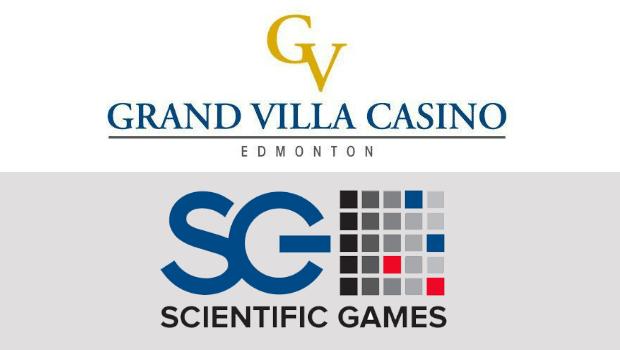 Scientific Games System Installed By First Alberta Casino