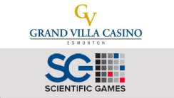 Scientific Games System Installed By First Alberta Casino