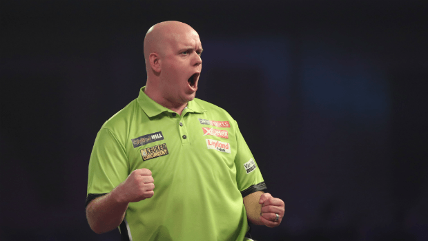 Will Michael van Gerwen Win Again at the 2018 PDC Masters?