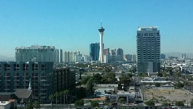Besök Stratosphere Tower