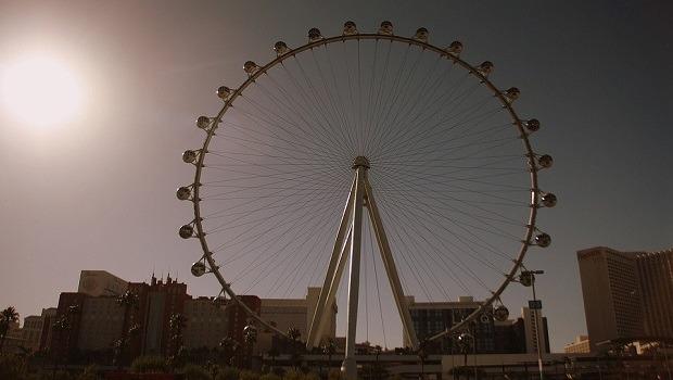 Las Vegas pariserhjul