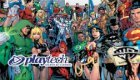 Playtech Teams Up with DC Comics