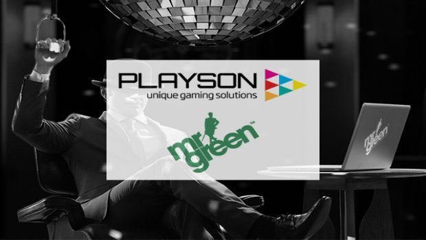 Mr Green Adds Playson Products to Arsenal