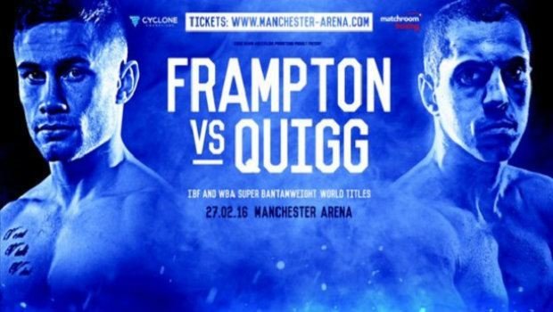 Carl Frampton vs Scott Quigg Betting Preview: Super-Bantamweight Title Fight
