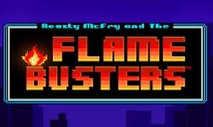 Roasty McFry and the Flame Busters spelautomat