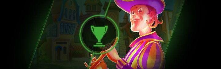Rivstarta februari i ett gäng klassiska spel hos bra svenskt casino!