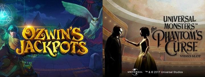 Sköna casinospel på nätet som släpps i februari!