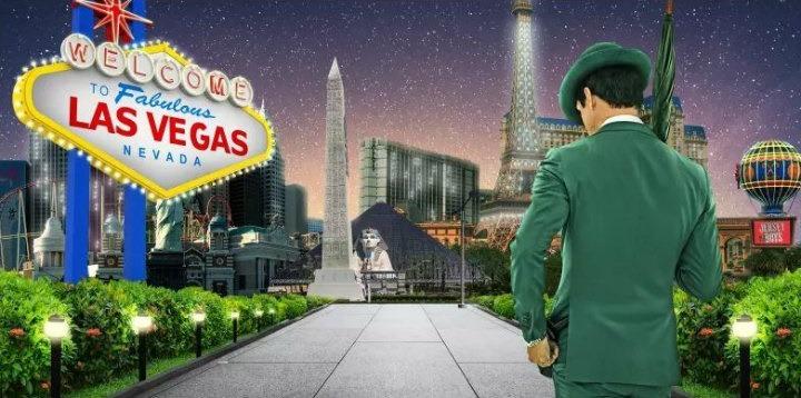 Spela blackjack & roulette på nätet i jakten på Las Vegas-resa!