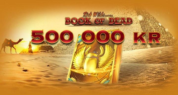 Ta del av 500 000 kr i tävlingar hos mobilcasino under februari!