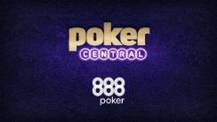 888poker Extends Poker Central Partnership for Third Year
