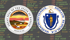 Kansas and Massachusetts Join Fight for US Sports Betting