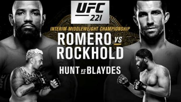 UFC 221: Will Rockhold's Calm Triumph Over Romero's Storm?