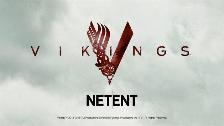 NetEnt Vikings videoslot