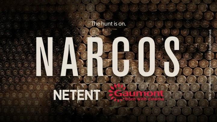 NetEnt Narcos videoslot