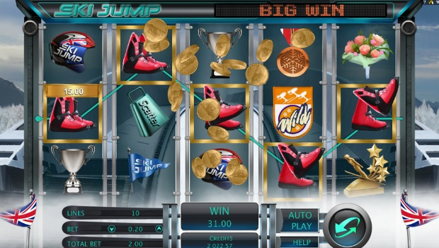 Ski Jump slot machine
