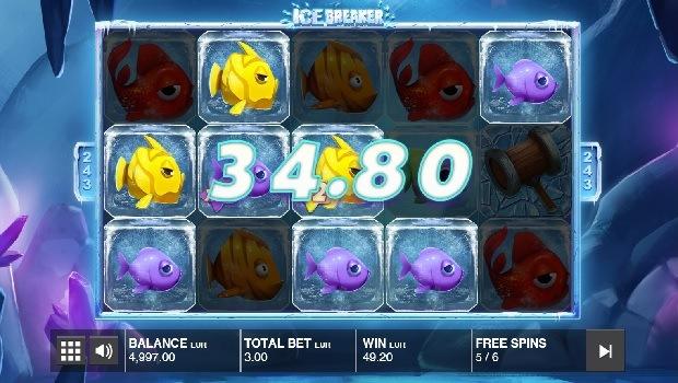Ice Breaker kolikkopeli