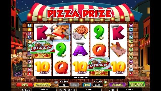 Pizza Prize kolikkopeli