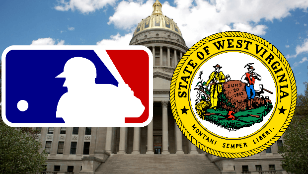 MLB Voices Opposition to WV Sports Betting Senate Bill 415