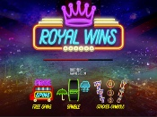 Royal Wins Screenshot 1