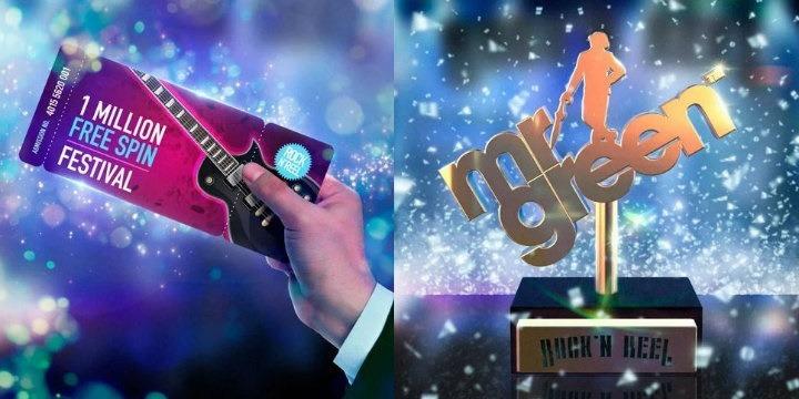 Freespins-festival i de bästa casinospelen & resor till Las Vegas!
