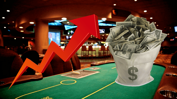 Online Gambling Bets Expected To Reach $1 Trillion By 2022