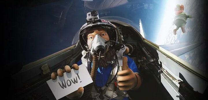 Tävla om rymdfärd & kontanter bara genom att spela slots på nätet