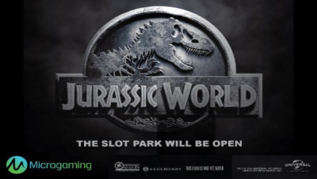 Microgaming Secures Licence for Jurassic World-Themed Slot