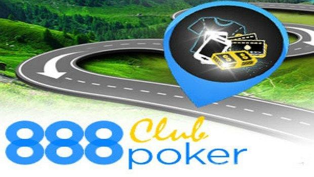 888 Poker Upgrades Loyalty Programme
