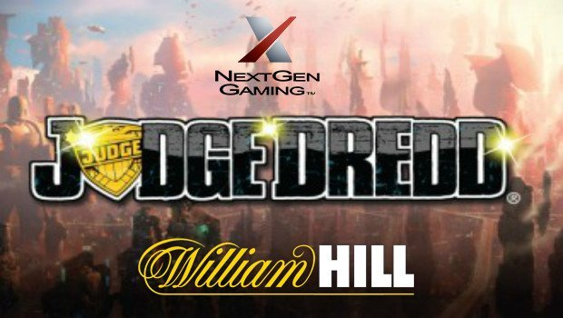 William Hill Proves 'It's the Law' with New Judge Dredd Slot Game