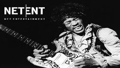 Jimi Hendrix Takes the Stage at NetEnt Casinos in April