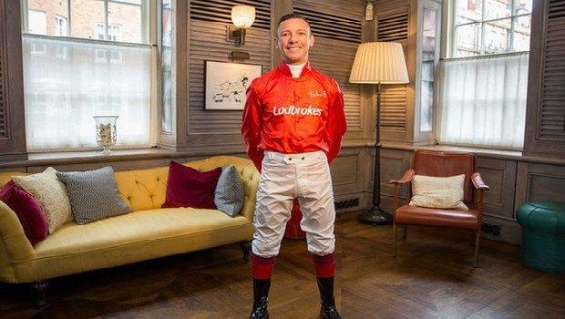 Ladbrokes Signs Frankie Dettori as Brand Ambassador