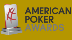 Neeme Scores Two Honors at Dazzling American Poker Awards