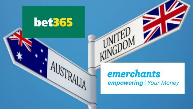 Emerchants' Branded Payment Cards to Build Bet365 Brand in the UK