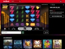 RedBet Casino Screenshot