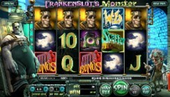 Betsoft Gaming Raises Frankenslot's Monster