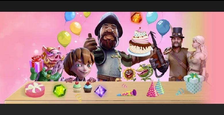 Födelsedagsfest för Gonzo med stor turnering