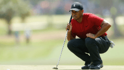 Bookies Fearing In-Form Tiger Woods at the Arnold Palmer