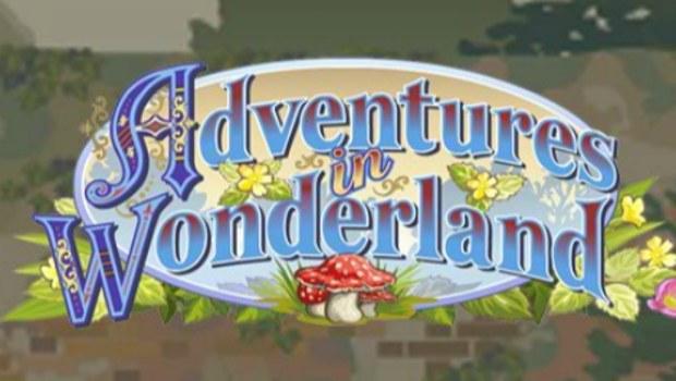 Adventures in Wonderland slot