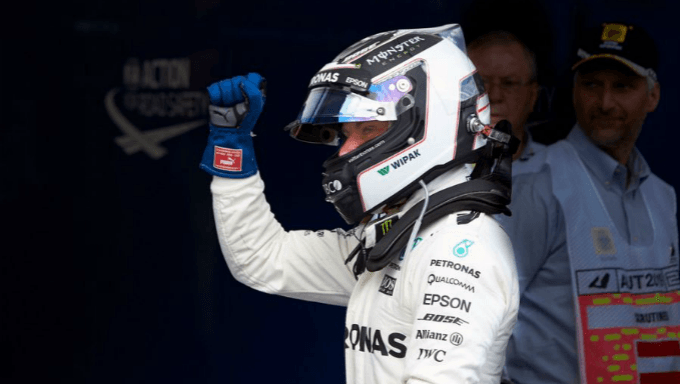 Valtteri Bottas Looks Valuable in the Australian Grand Prix
