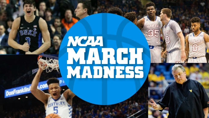 Sweet Betting Tips for All 8 Matchups in the NCAA Sweet 16