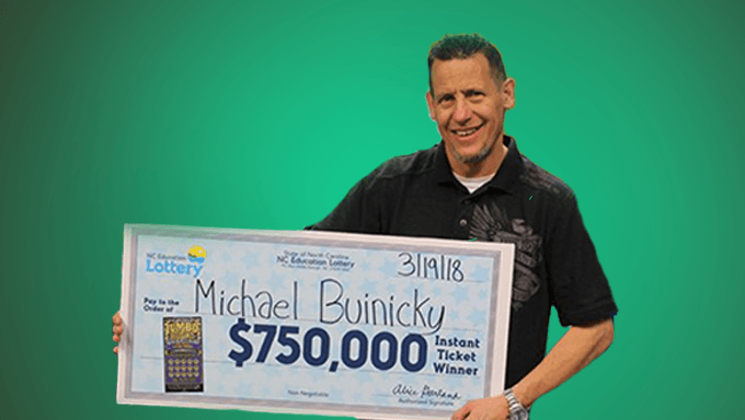 American Military Veteran Wins 2 Lottery Jackpots in 5 Weeks