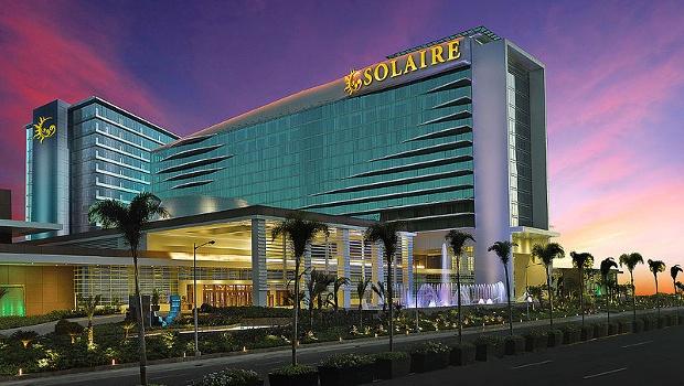 Solaire Resort and Casino kasino