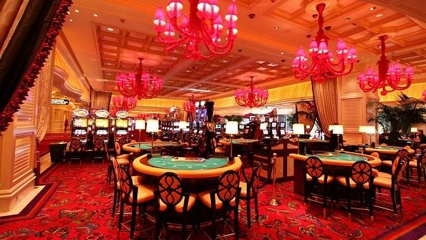 In Casinos gibt es weder Uhren noch Fenster