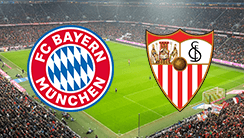 Bayern Munich v Sevilla Betting Tips: Champions League Leg 2