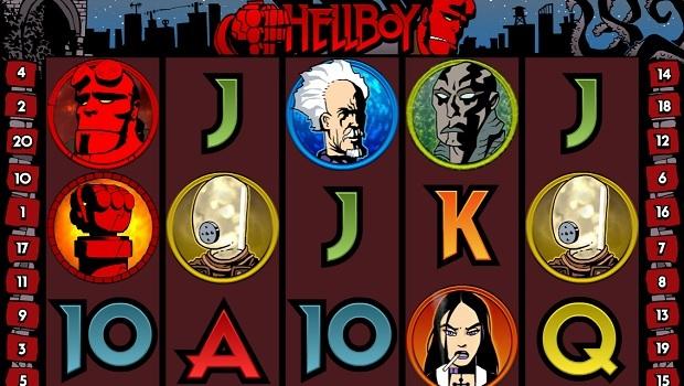 Hellboy spielautomat