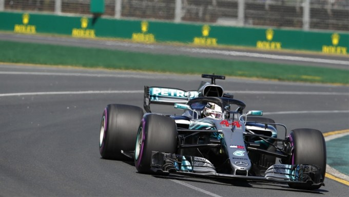 Hamilton Primed to Dominate With Chinese GP Double Chance
