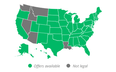 Daily Fantasy Legality in the United States