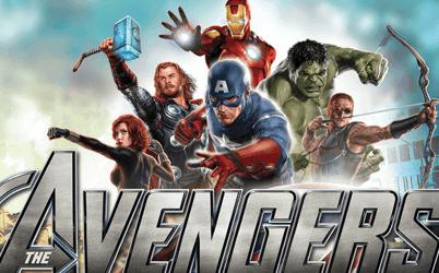 The Avengers Spilleautomat vurdering